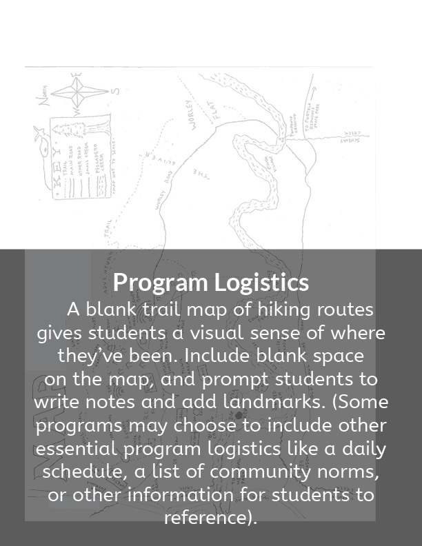 1. program logistics_caption
