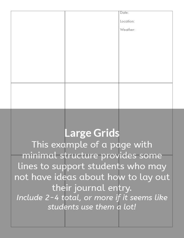 large grids