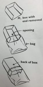 Making a Shake Box (from GEMS Schoolyard Ecology guide)