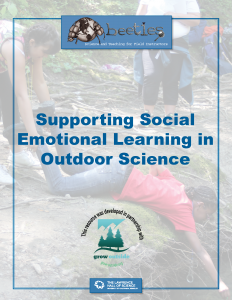 Supporting Social Emotional Learning in Outdoor Science